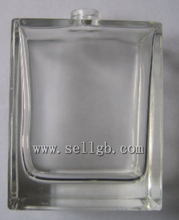 Alibaba wholesale fancy 50ml empty glass perfumes bottles with cap pump sprayer bottle china manufacturer
