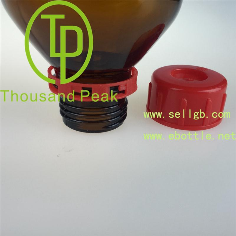 trade assurance 30 ml glass bottle dropper box/e liquid dropper frosted glass/glass reagent bottle