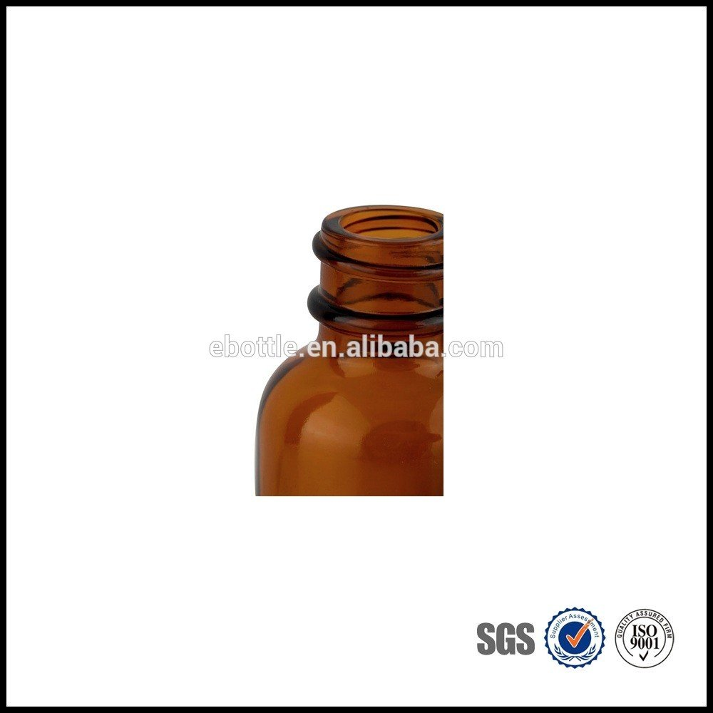 30ml Amber Glass Bottle 20mm-400